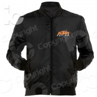 Bomber KTM Racing Jacket Trooper EXC Cross Paddock Enduro Strada Corse