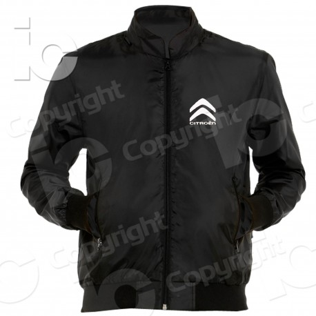 Jacket Trooper Man BomberCitroen C1 C2 C3 Cactus C5 Space Tourer