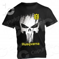 T-shirt Husqvarna motorcycles Moto Enduro Super Motard Cross Pista Strada 701