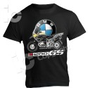 T-Shirt BMW GS 1200 Outdoor Adventure Turismo Strada Motorrad R