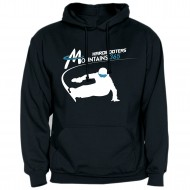Felpa Hardbooters Mountain Snow Board Extreme hoodie sweatshirt